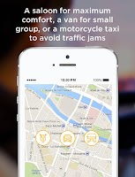 Screenshot of Allocab Private Cab Driver