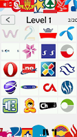 Screenshot of Norsk Logo Quiz