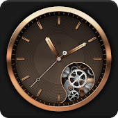 Download Golden Beauty Watch Face APK on PC