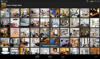 Screenshot of Interior Design Ideas