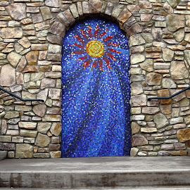 The Portal by Nick Zigic - Buildings & Architecture Other Exteriors ( wall art, textures,  )