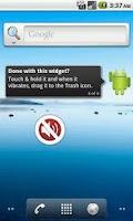 Screenshot of Silent Phone Mode