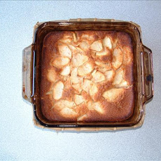 Virginia Apple Pudding