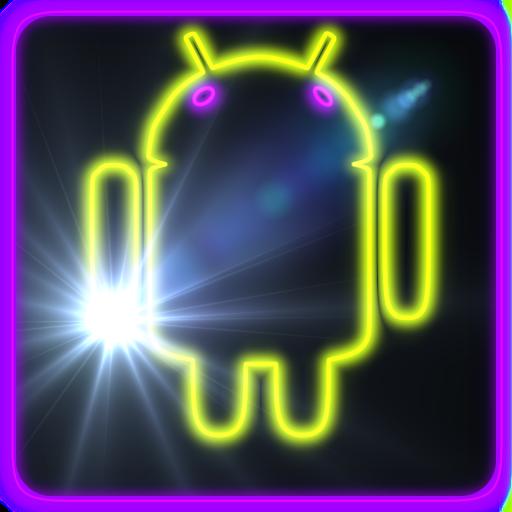LED手電筒X LOGO-APP點子