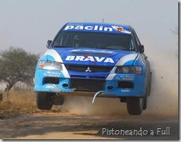 Jose Canton Mitsubishi TRT Campeón clase N4 / Pistoneando a Full