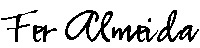 Assinatura Blog