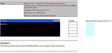 OSPF CCIE C M