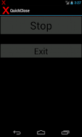 Screenshot of Quick Close