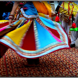 Rhythm of Rajasthan by Prasanta Das - Artistic Objects Clothing & Accessories