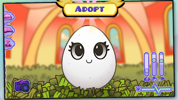 Screenshot of Egg Baby
