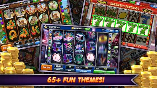Jackpot Slots for Lollipop - Android 5.0
