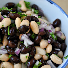 Black 'n White Bean Salad