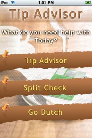 Tip Advisor