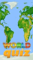 Screenshot of Geography Logo Quiz - World