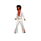 Rocking Elvis Full icon