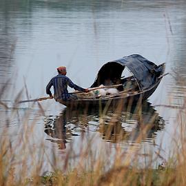 by Subho Saha - Transportation Boats (  )