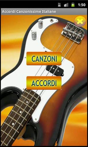 Best Italian Songs Chords
