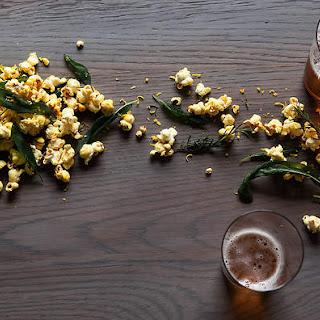 Green Popcorn Recipes