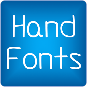 Hand2 fonts for FlipFont® free For PC (Windows & MAC)