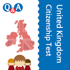 UK Citizenship Practice Test icon