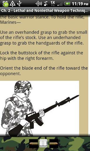 US MARINES Close Combat Guide