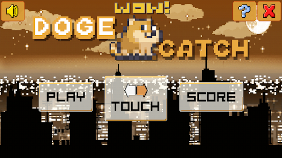 Doge Catch - screenshot
