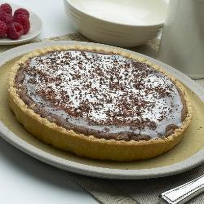 Indulgent Chocolate Fudge Tart