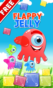 Flappy Jelly - screenshot