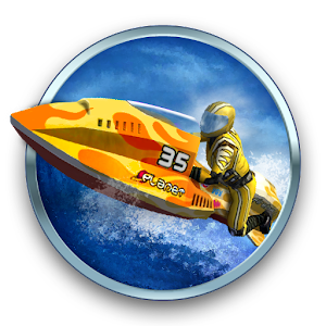 "Riptide GP an Xbox 360 Quality HD ""Must-Have"" Game for Android; Race Supercharged Jet Skis"