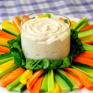 Low Fat Chipotle Ranch Dip or Salad Dressing