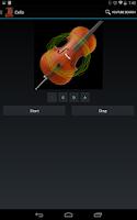 Screenshot of Violin Tuner 바이올린 튜너