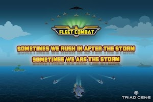 Screenshot of Fleet Combat