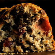 Tropical Fruit (No-Alcohol) Fruitcake
