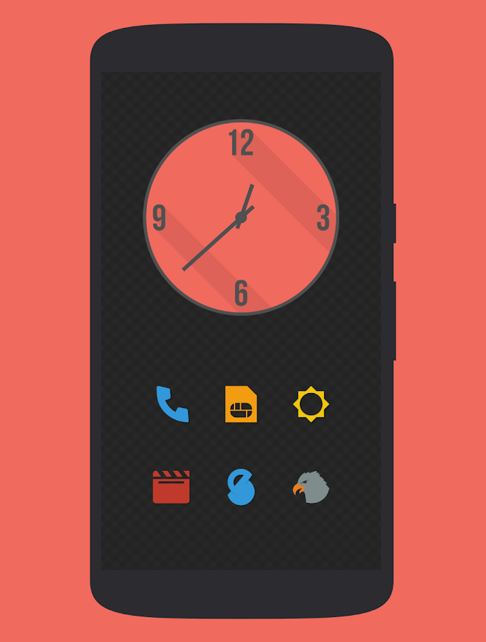 Naxos Taz - Icon Pack Screenshot 2
