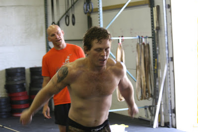 Joe Degain Hyperfit Usa First Legit Over 400 Fight Gone