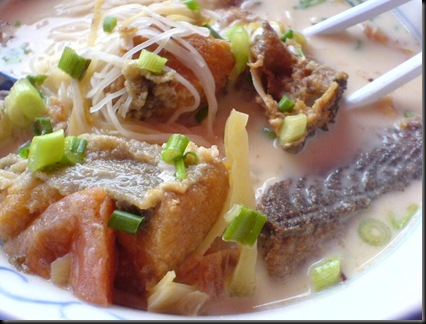 Cheras, fish head mee hun