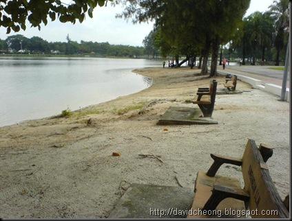 Titiwangsa lake view