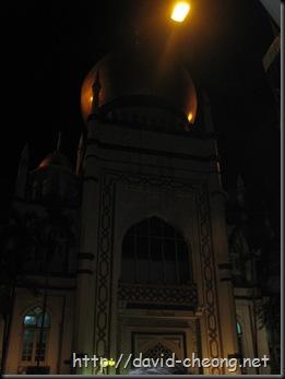 新加坡苏丹回教堂