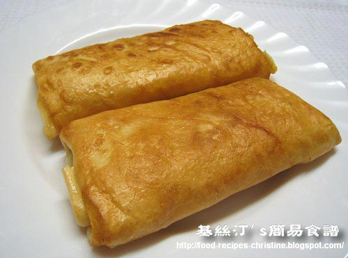 豆沙薄餅【東洋風味甜品】 Red Bean Pancakes | 簡易食譜 ...