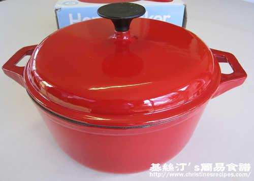 搪瓷鑄鐵烤鍋 Enameled Cast-Iron Casserole01