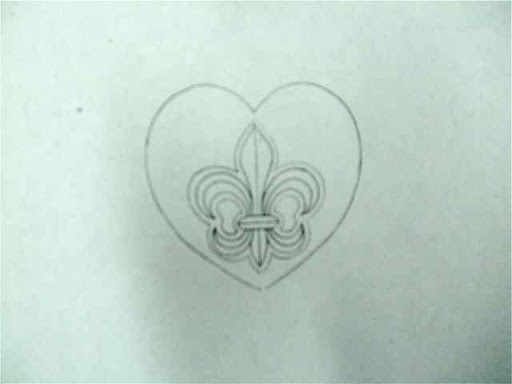 Patrick's Fleur de Lis Tattoo A little while later, she had a beautiful