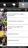 Screenshot of MTV Asia