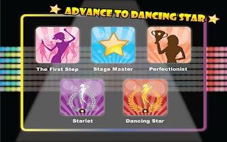 Screenshot of Gesture Dance