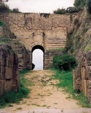 Velia - Porta Rosa