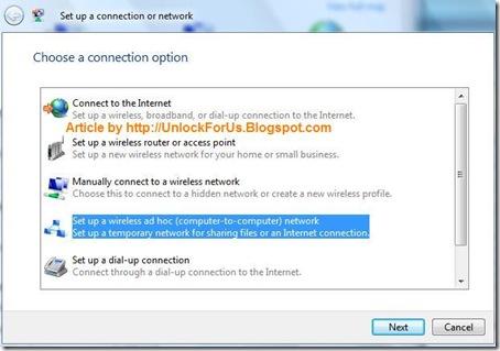 Ad Hoc Wifi Windows Xp