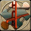 FlipPix Jigsaw - San Francisco icon
