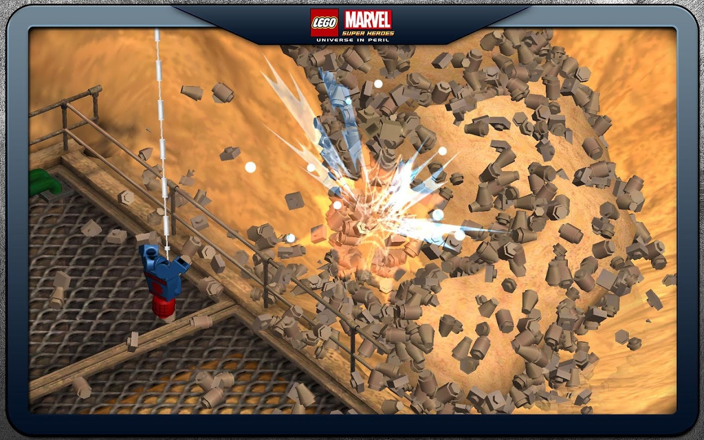 LEGO ® Marvel Super Heroes Screenshot 17