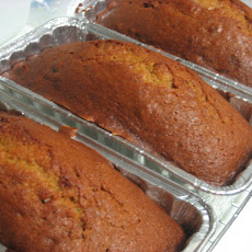 Pumpkin Bread with Raisins