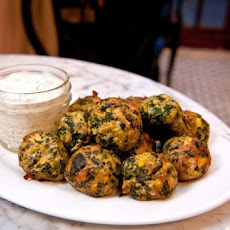 Spinach Artichoke Balls Recipe