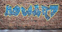 Create Graffiti Text Effect using Photoshop